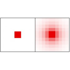 Two-dimensional diffusion